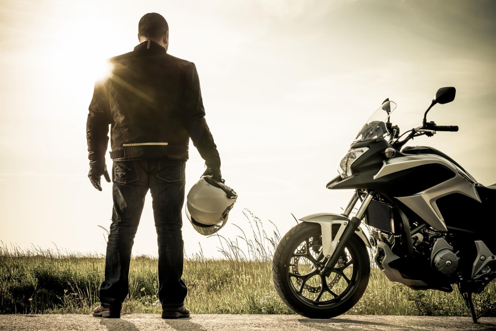 ritiro moto
