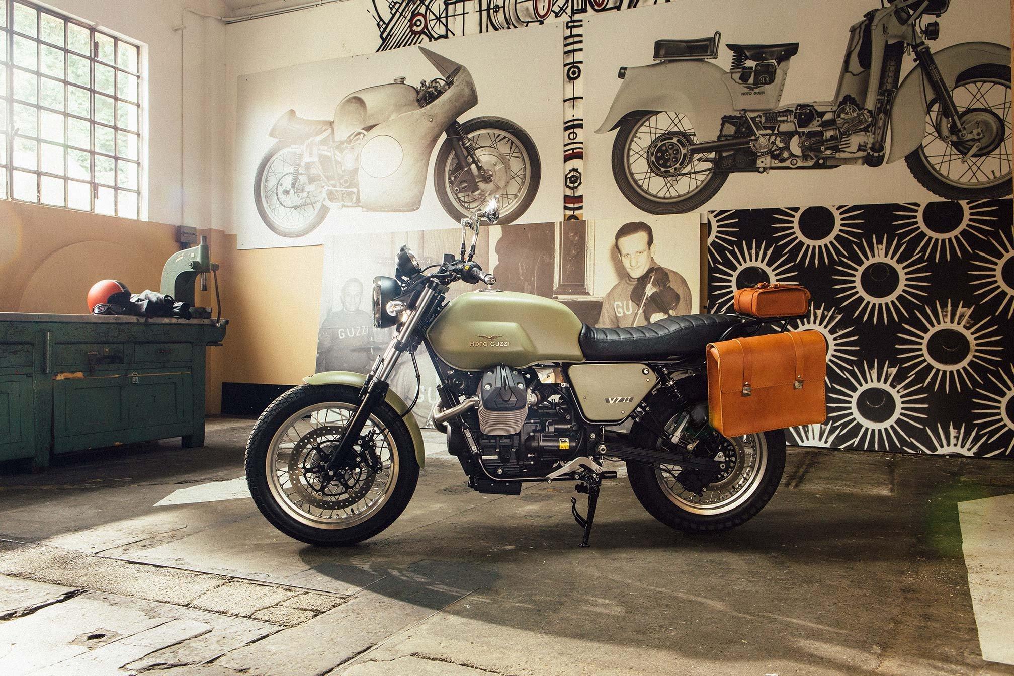 moto garage guzzi